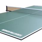 Berner 7' Club Pro Air Hockey Table w/ Ping Pong Option