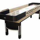 "Berner ""The Premier"" 12' Shuffleboard Table in Espresso"