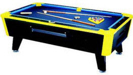 Great American Neon Lites Home Non-Coin Operated Pool Table