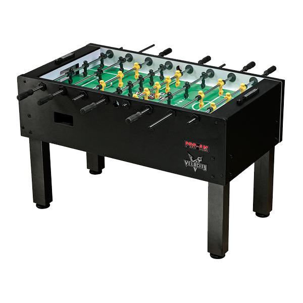 HJ Scott® VF3000  Velocity Pro-Am Foosball Table