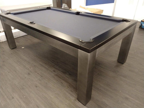 Playcraft Monaco Slate Pool Table With Dining Top Game World Planet