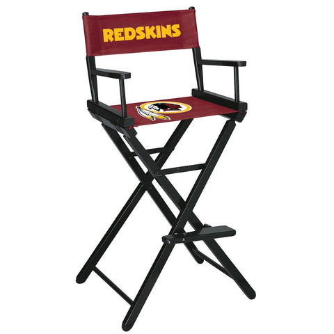 Imperial Washington Redskins Bar Height Directors Chair