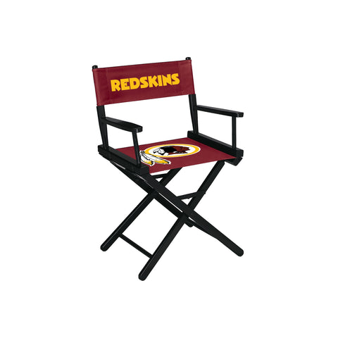Imperial Washington Redskins Table Height Directors Chair