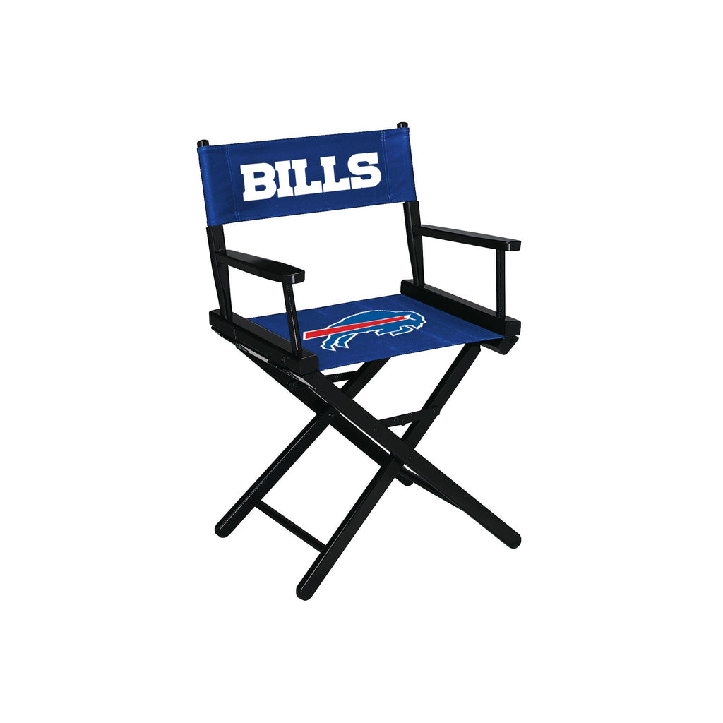 Imperial Buffalo Bills Table Height Directors Chair