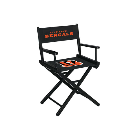 Imperial Cincinnati Bengals Table Height Directors Chair