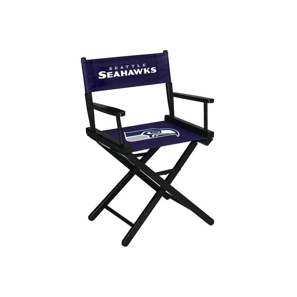 Imperial Seattle Seahawks Table Height Directors Chair