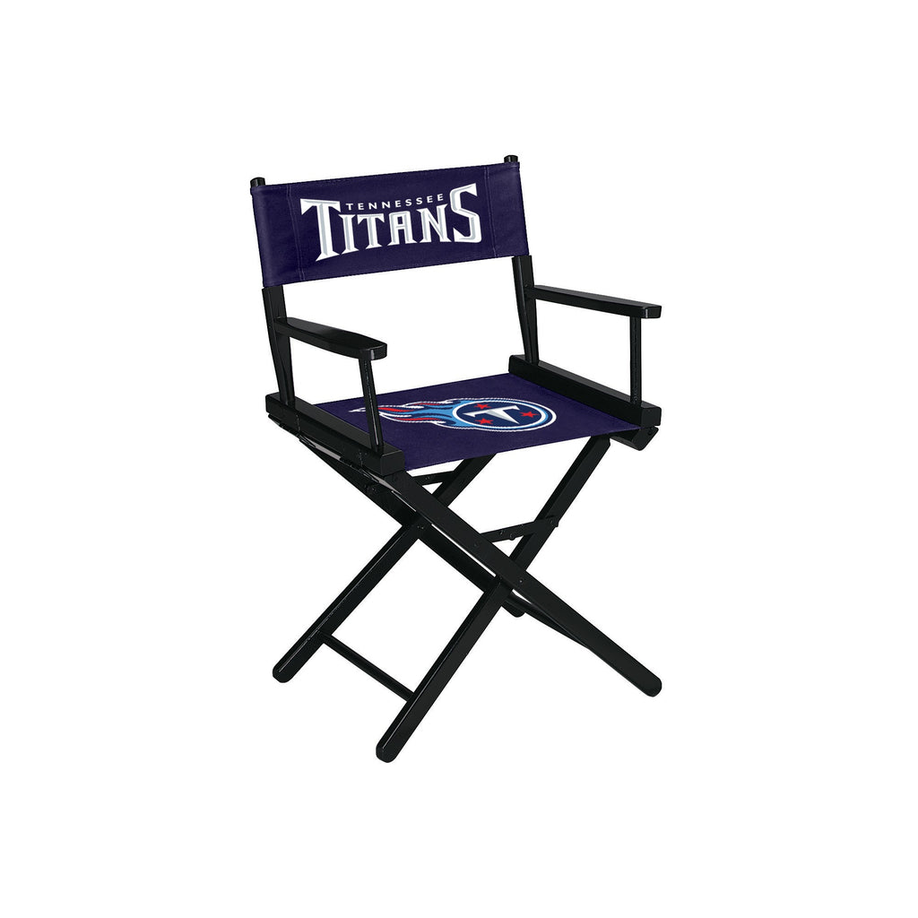 Imperial Tennessee Titans Table Height Directors Chair