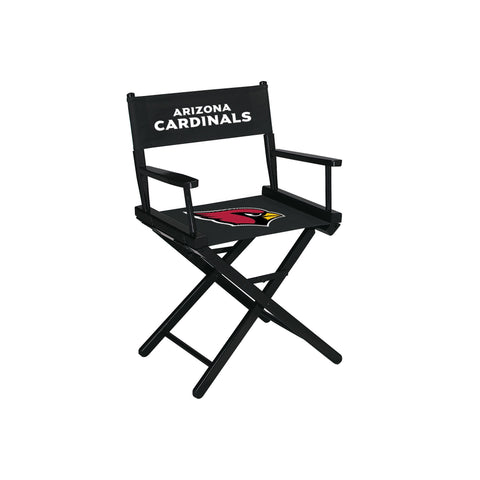 Imperial Arizona Cardinals Table Height Directors Chair