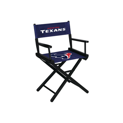 Imperial Houston Texans Table Height Directors Chair