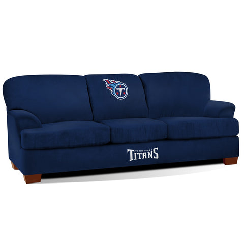 Imperial Tennessee Titans First Team Microfiber Sofa