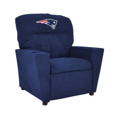 Imperial New England Patriots Kids Microfiber Recliner