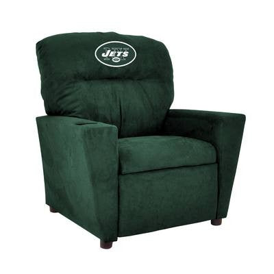 Imperial New York Jets Kids Microfiber Recliner