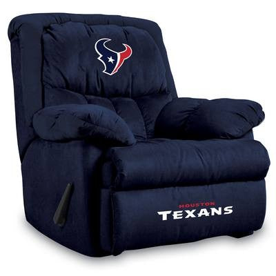 Imperial Houston Texans Microfiber Home Team Recliner