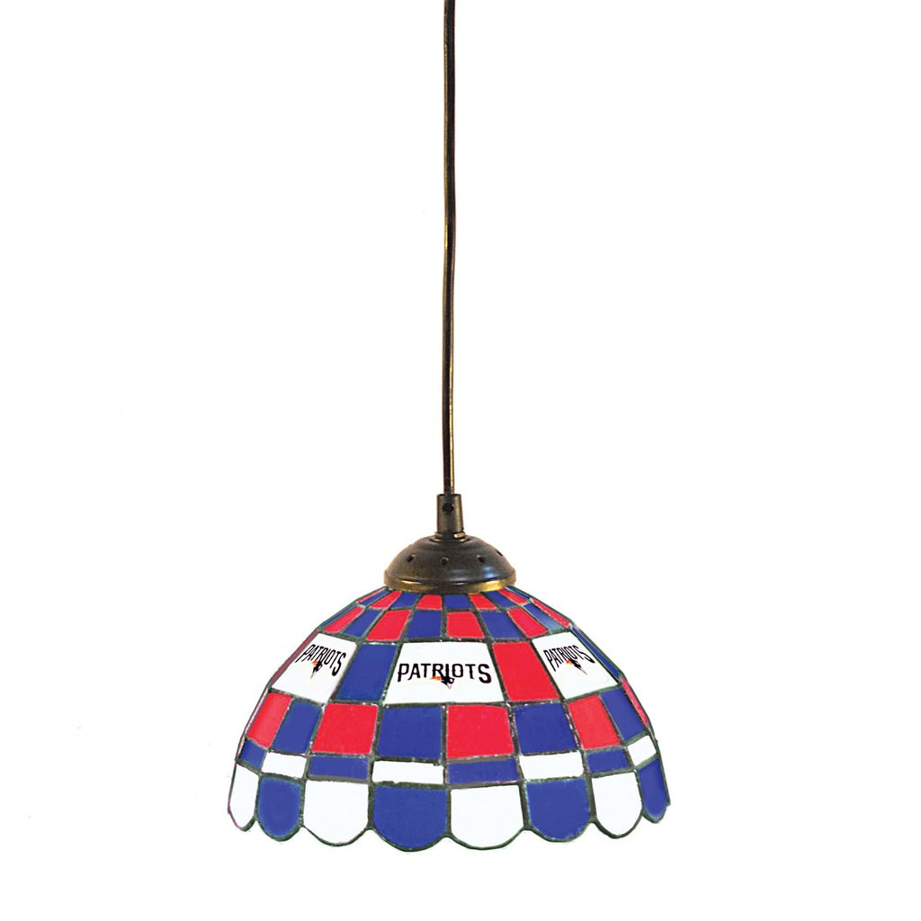 Imperial New England Patriots 8-in. Pendant Lamp
