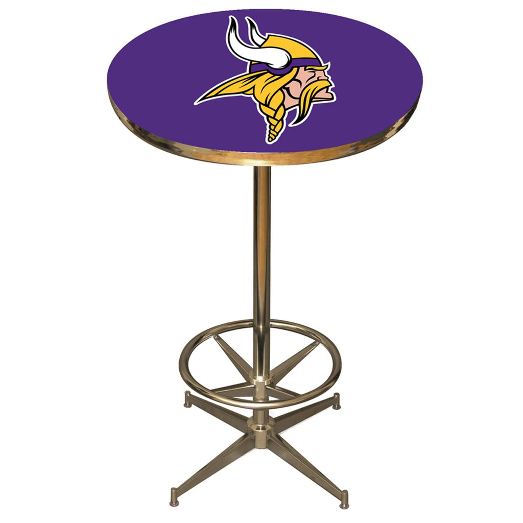 "Imperial Minnesota Vikings 40"" Pub Table"