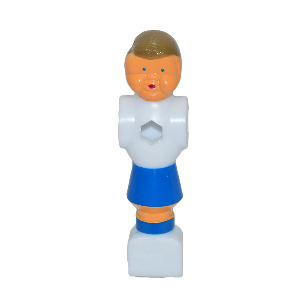 Imperial Plastic Blue Foosball Player Pack of 11