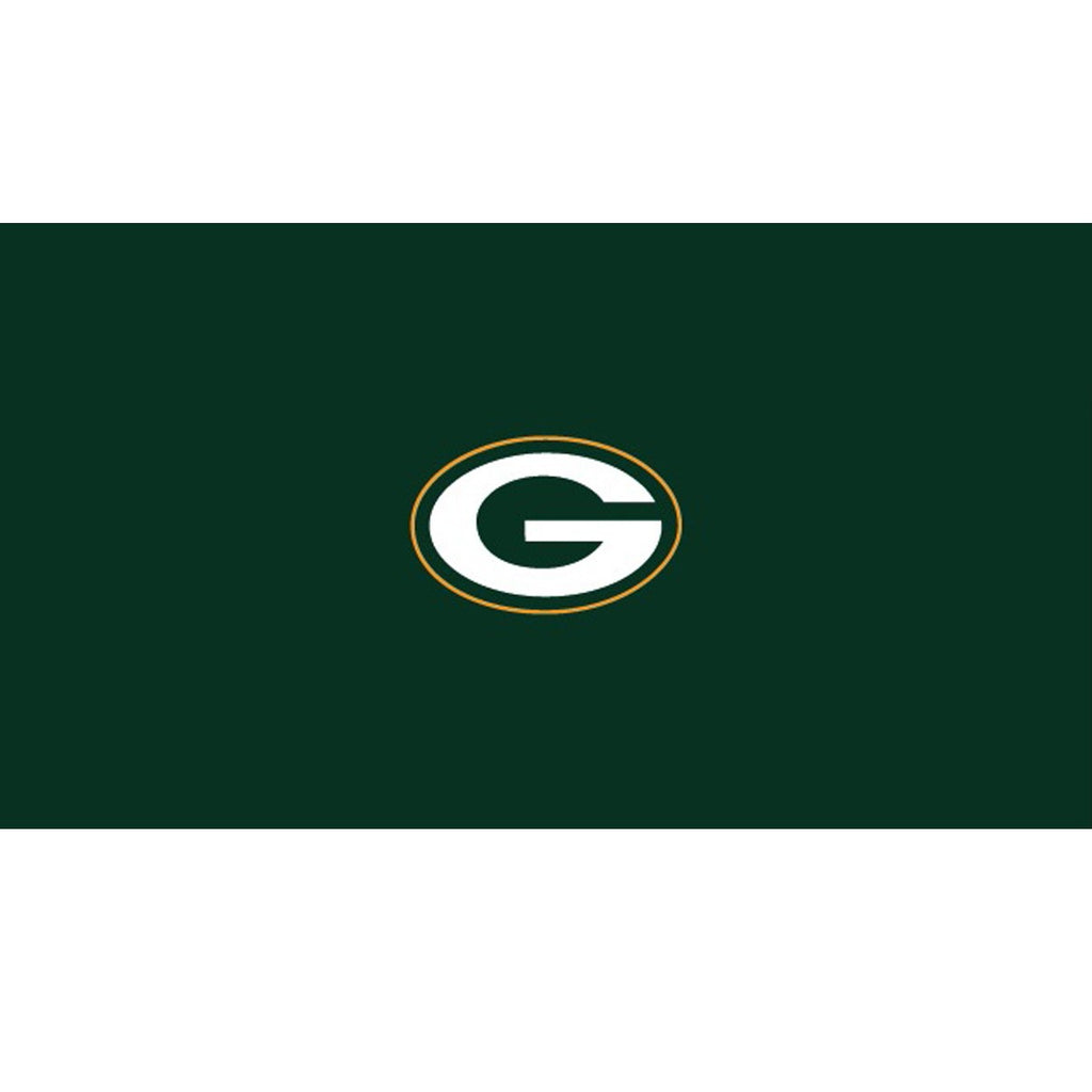 Imperial Green Bay Packers Billiard Cloth