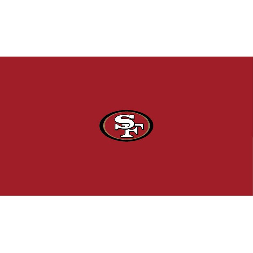 Imperial San Francisco 49ers Billiard Cloth