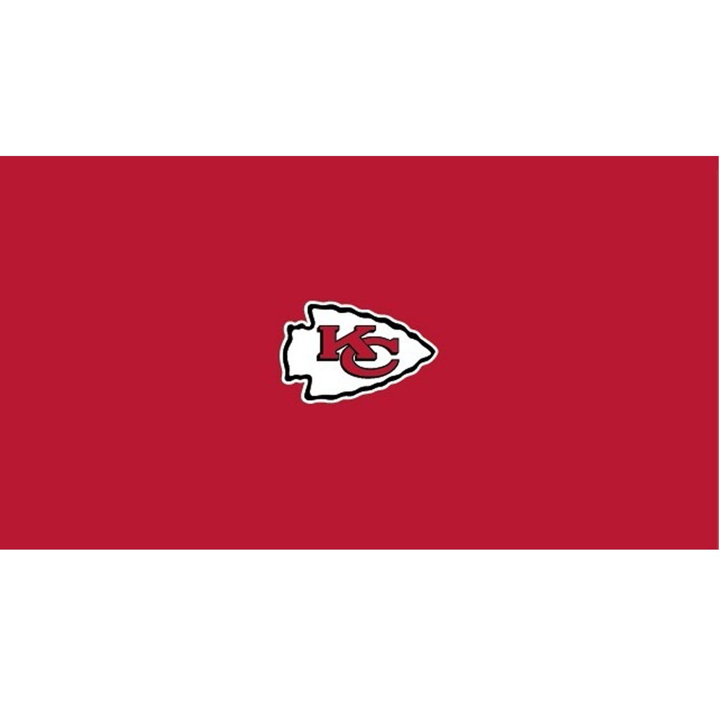 Imperial Kansas City Chiefs Billiard Cloth