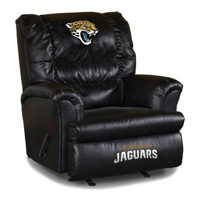 Imperial Jacksonville Jaguars Leather Big Daddy Recliner