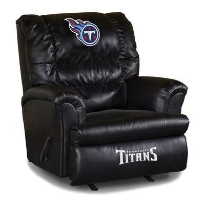 Imperial Tennessee Titans Leather Big Daddy Recliner