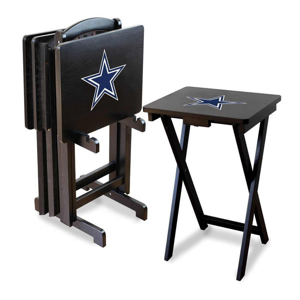 Imperial Dallas Cowboys TV Snack Tray Set