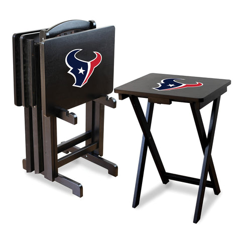 Imperial Houston Texans TV Snack Tray Set