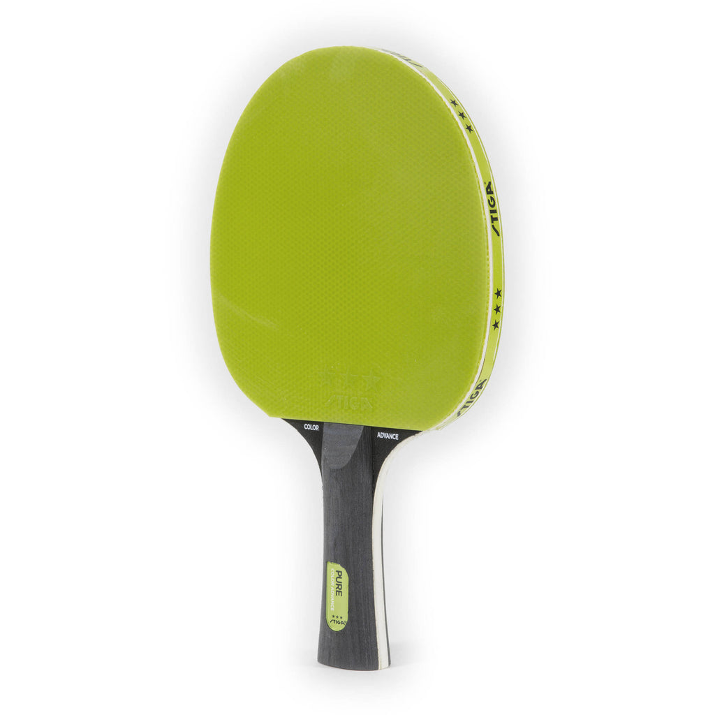 Stiga Pure Color Advance Green Table Tennis Racket