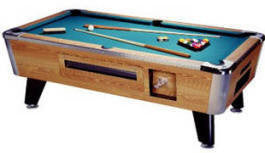 Great American Monarch Non-Coin Operated Pool Table