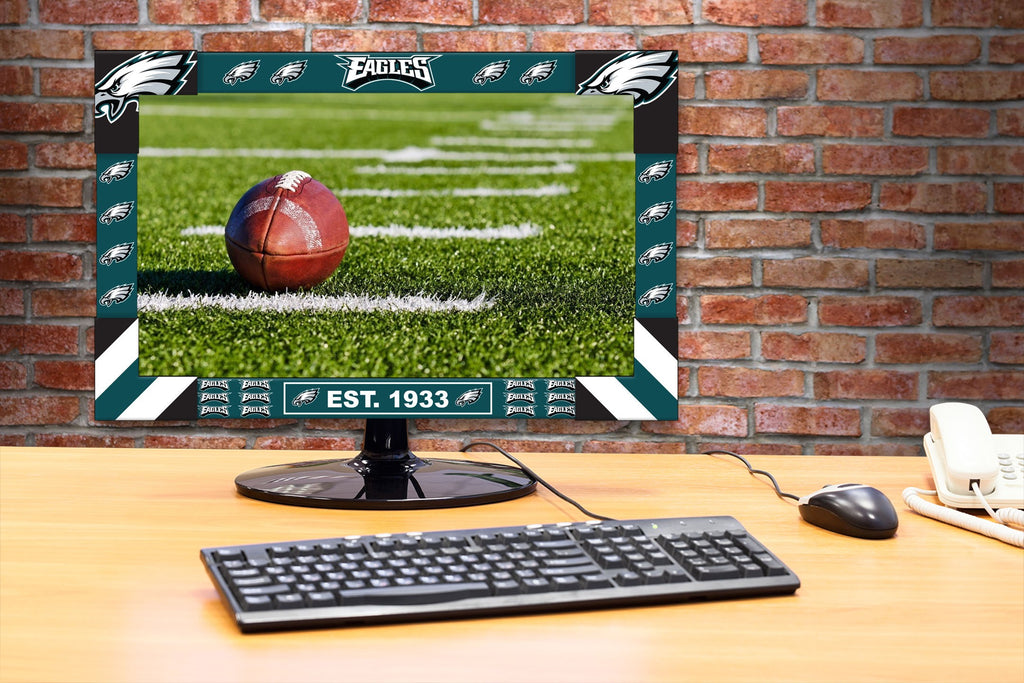 Imperial Philadelphia Eagles Big Game Monitor Frame