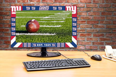Imperial New York Giants Big Game Monitor Frame