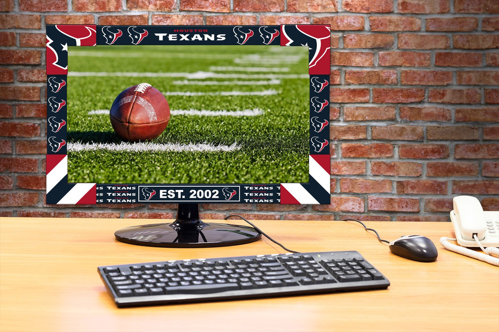Imperial Houston Texans Big Game Monitor Frame