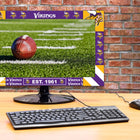 Imperial Minnesota Vikings Big Game Monitor Frame