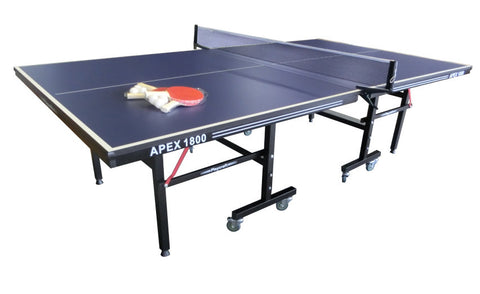 Playcraft Apex 1800 Indoor Table Tennis in Black