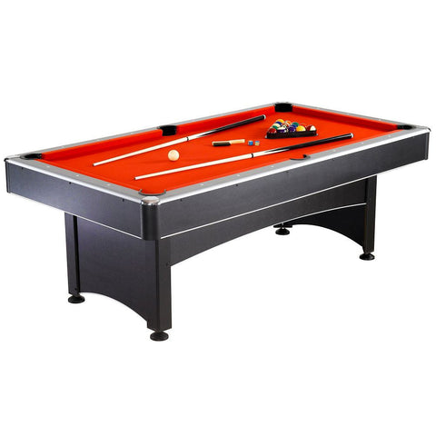 Carmelli Maverick 7 Ft. Pool Table w/ Table Tennis