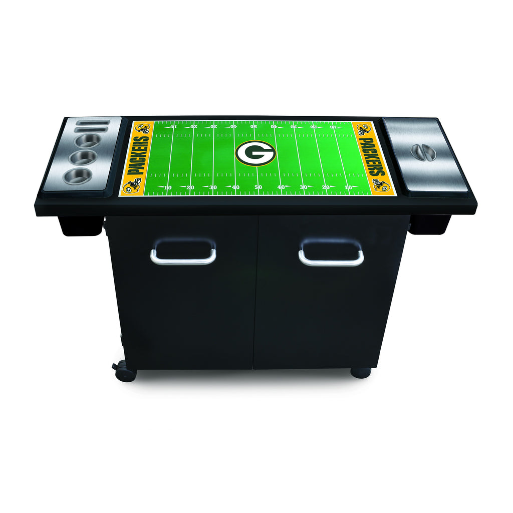 Imperial Green Bay Packers Grill Companion