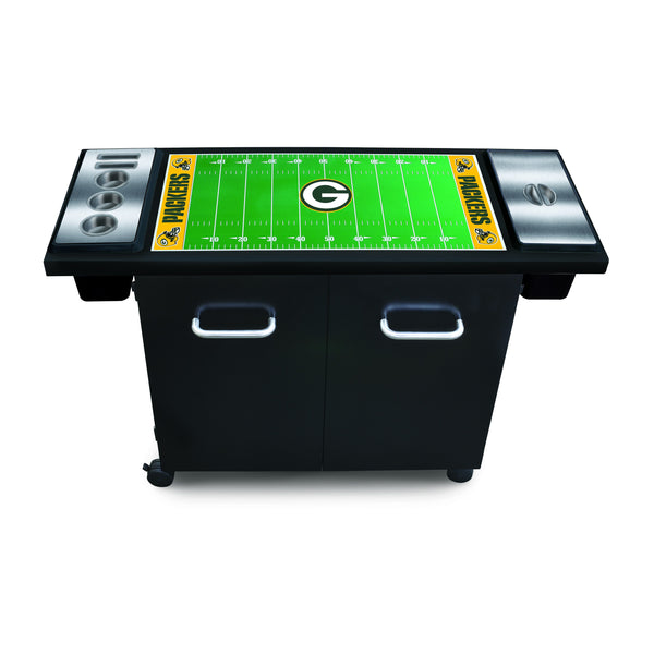 Imperial Green Bay Packers Grill Companion Game World Planet