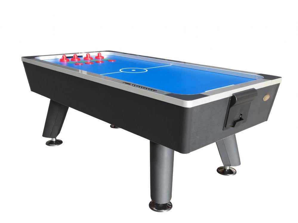 Berner 8' Club Pro Air Hockey w/ Ping Pong Option