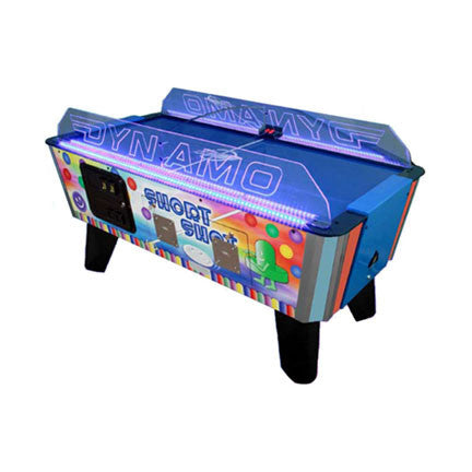 Dynamo 5' LP Short Shot Air Hockey (Coin)
