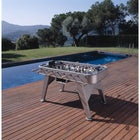 RS Barcelona Red RS#2 Inox Outdoor Foosball Table