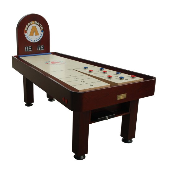 Snap-Back Tavern Model Shuffleboard Table