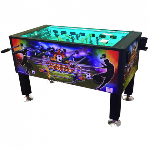 Barron Games World Tour Foosball (Coin-Op)