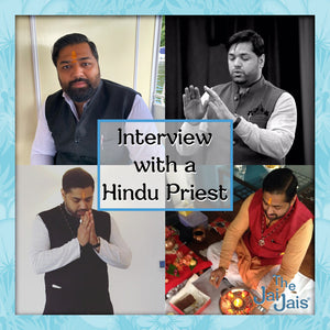 Interview with a Hindu Priest Sagarbhai Shukla