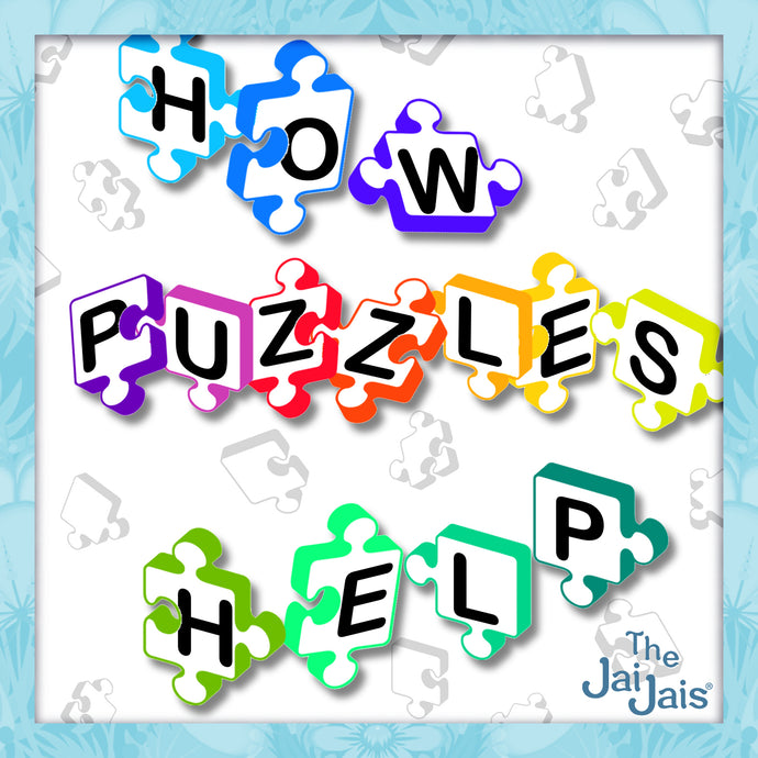 How Puzzles Can Develop So Many Skills For Our Children