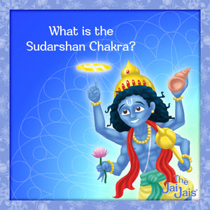 What is the Sudarshan Chakra?