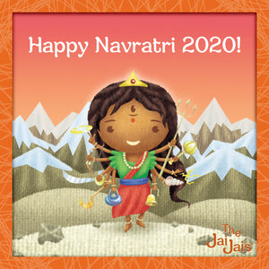 Navratri with The Jai Jais 2020