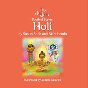 The Holi Story: Behind the scenes