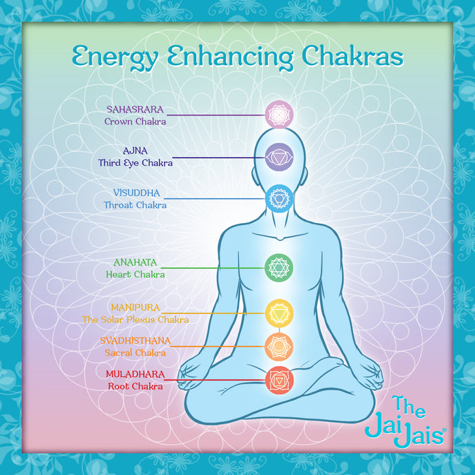 Energy Enhancing Chakras