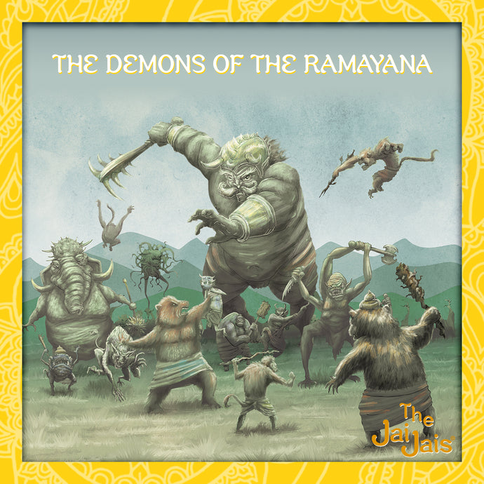 The Demons of the Ramayana