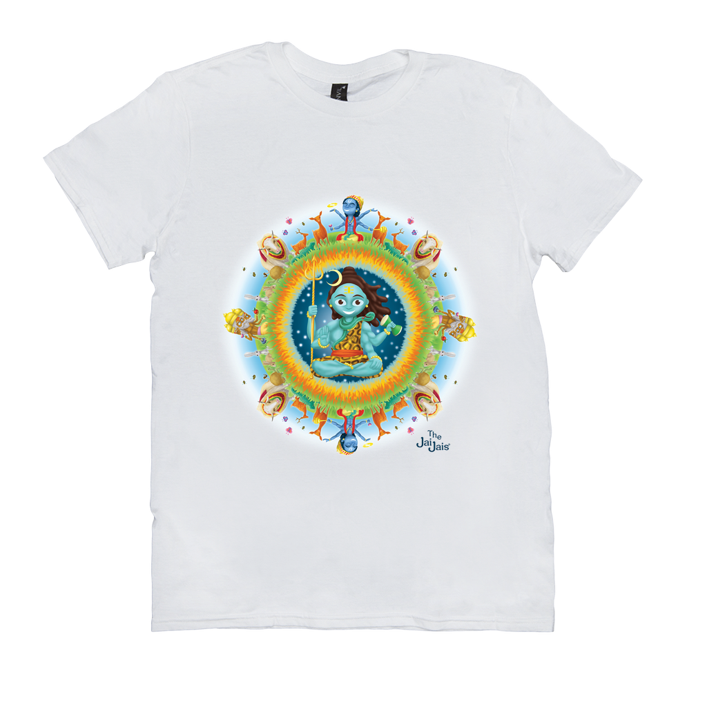 Shiva T-Shirt - The Jai Jais